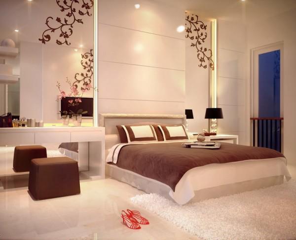 Luxury Interior Design Ideas for Perfect Bedroom 6