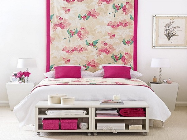 Pink & Purple Bedroom Ideas for Lovely Girls Bedroom Design