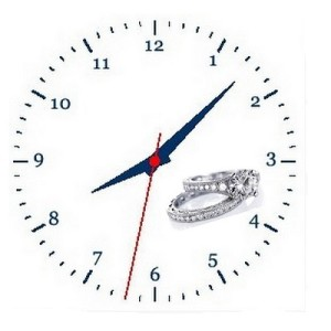 Time management in love relationship