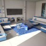 Blue-living-room-design-2017