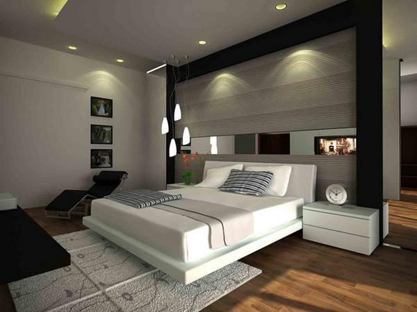 Blue Living Room Design 2017