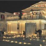 Home decoration on Diwali 2020