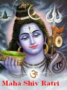 Happy Mahashivratri 2015