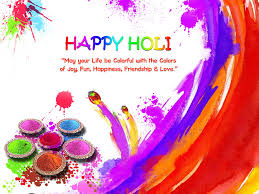 Celebrate The Festival of Colors