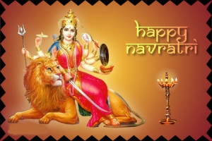 Happy Navrati