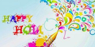 Holi Wishes SMS 2018