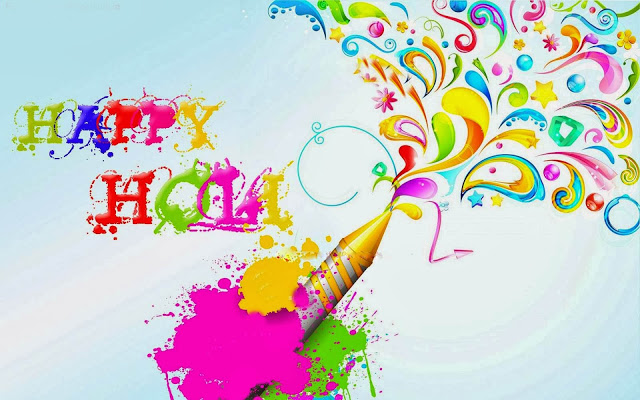 Holi Wishes SMS 2018