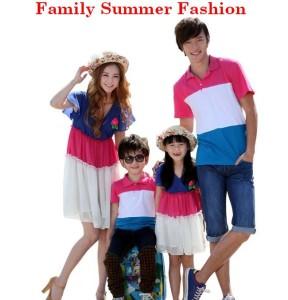 Summer 2015 Fashion Trends for Full Family