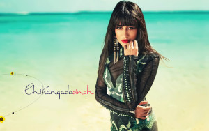 Chitrangada Singh beach background Alluring HD Wallpapers