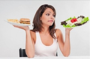 Girls-concerns-on-her-weight-and-talk-on-diet-plan-to-her-friends