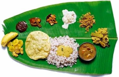 Feasting onam 2017 food recipe
