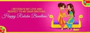 Raksha Bandhan Facebook Timeline Cover