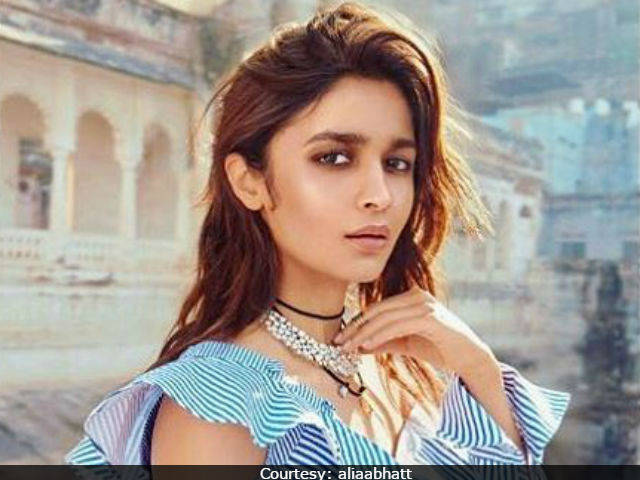 alia bhatt Dragon movie look