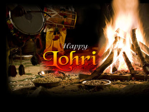 happy lohri festival of punjab