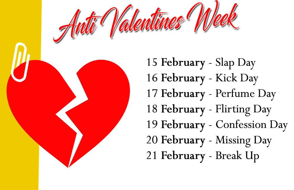 Anti Valentine Days