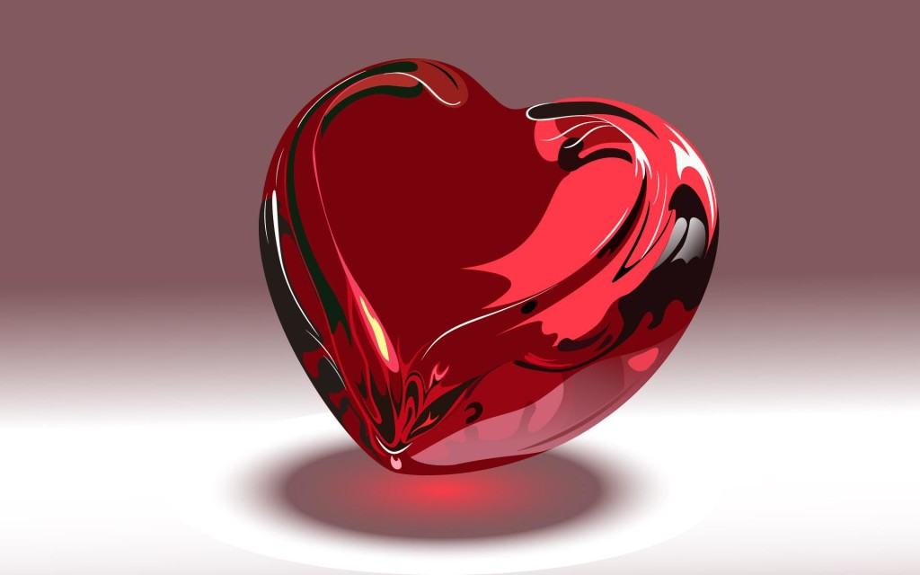 best hd graphic image of heart for valentines day