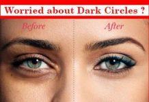 How To Get Rid Of Dark Circles Naturally At Home