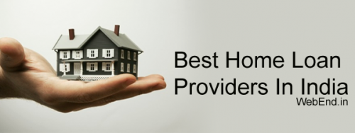 Best Home Loan Providers in India -2017 List