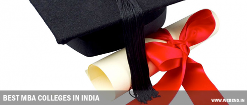 Top MBA Colleges in India 2018 List