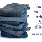 How to choose perfect Jeans for Me