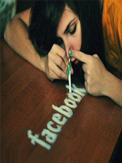 get rid of facebook addication
