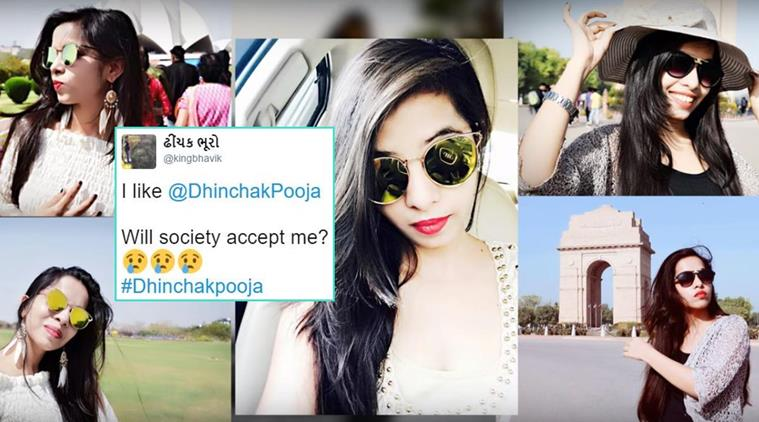 Dhinchak Pooja Biography real name