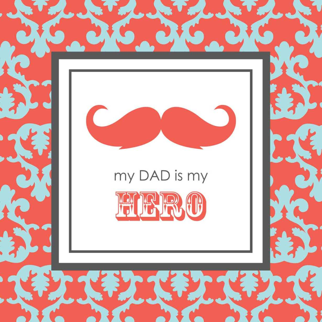 I Love Father- Fathers Day Image