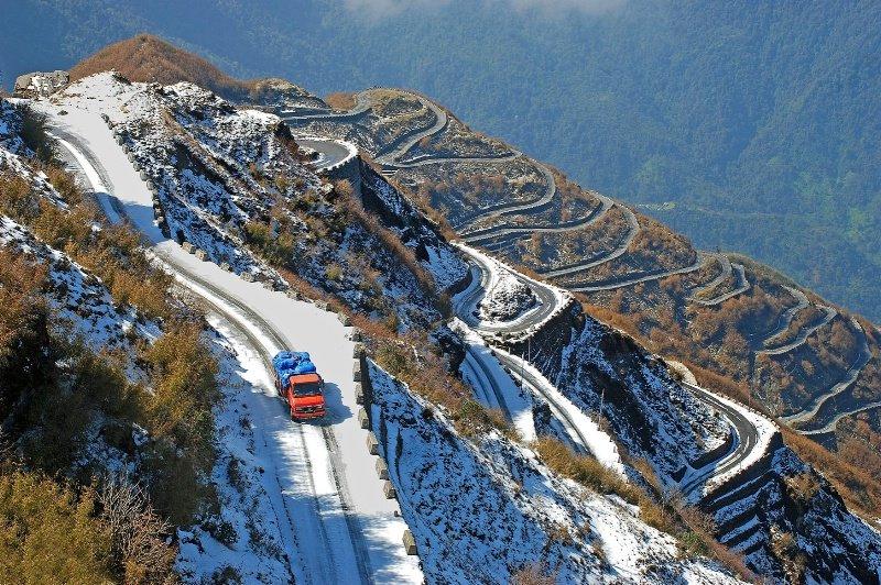 Ladakh - beautiful summer holiday desitination in india