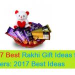 2017 Best Rakhi Gift Ideas for Sister