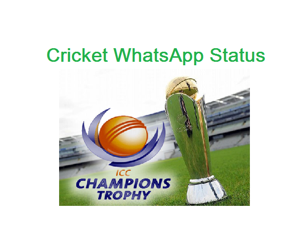 Cricket WhatsApp Status in hindi