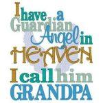 Happy Birthday in Heaven Granpa