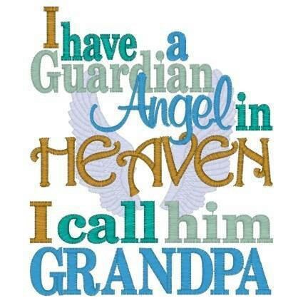 Happy Birthday in Heaven Granpa
