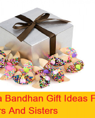 Raksha Bandhan Gift Ideas For Brothers And Sisters