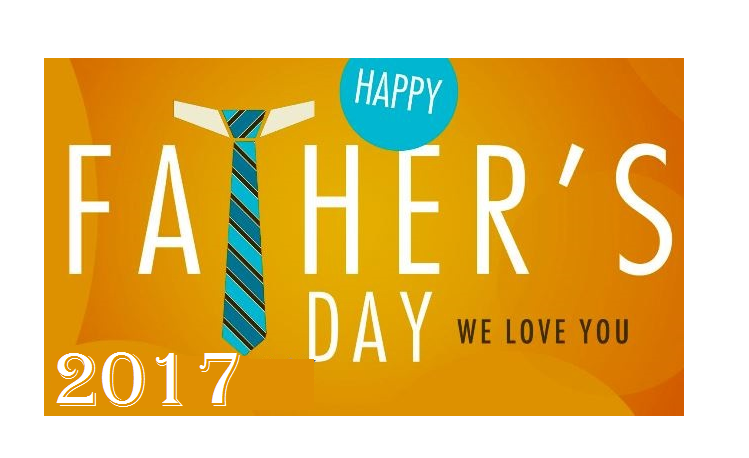 When is Fathers Day 2017 Date Calendar Countdown