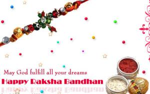 Raksha Bandhan Images for Sister
