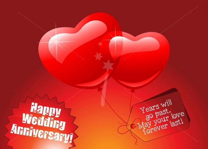 Top wedding anniversary quotes