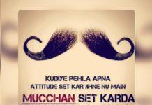 Beard Status in Punjabi
