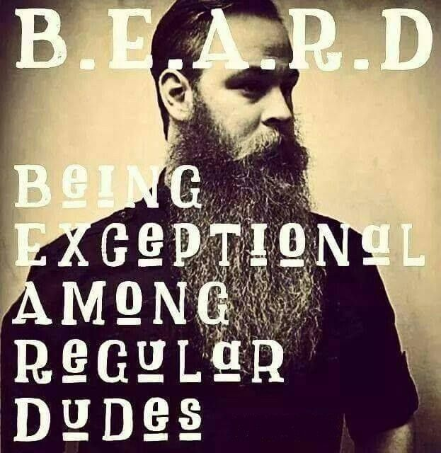 Sexy Beard Status Quotes for Facebook
