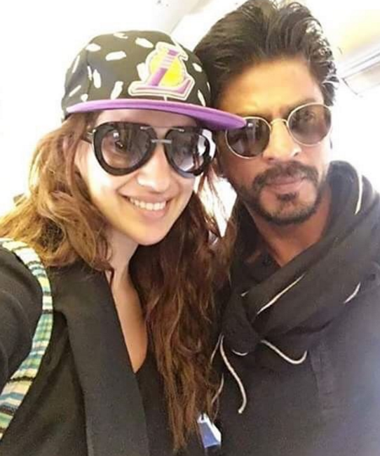 raai laxmi julie 2 actress with srk
