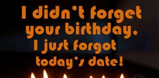 Belated Birthday Wishes Images for Facebook Post