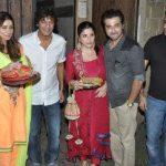 Bollywood Stars Celebrating Karva Chauth Festival