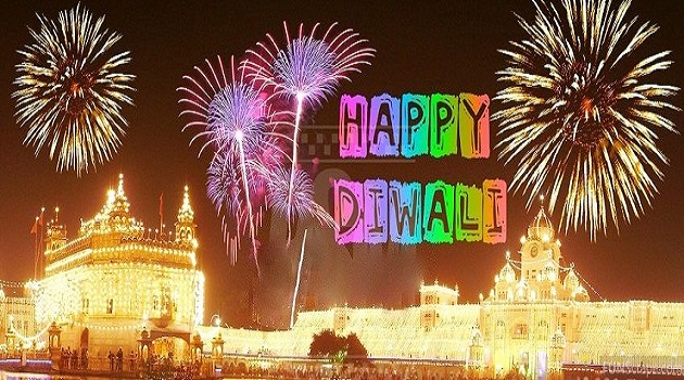 Diwali Wishes Images for Facebook