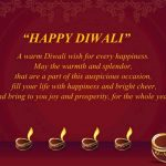 Happy Diwali Wishes Quotes 2017