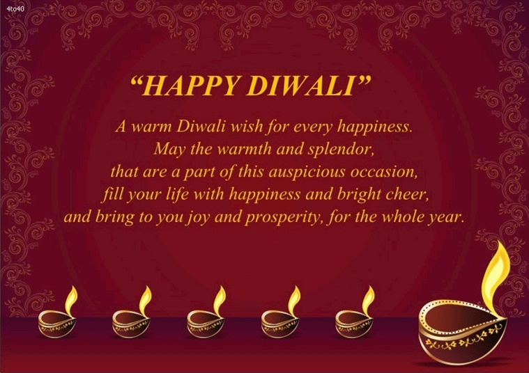 Happy Diwali Wishes Quotes 2018