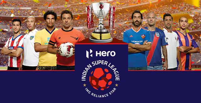 Hero ISL 2017 - Football Hero Indian Super League