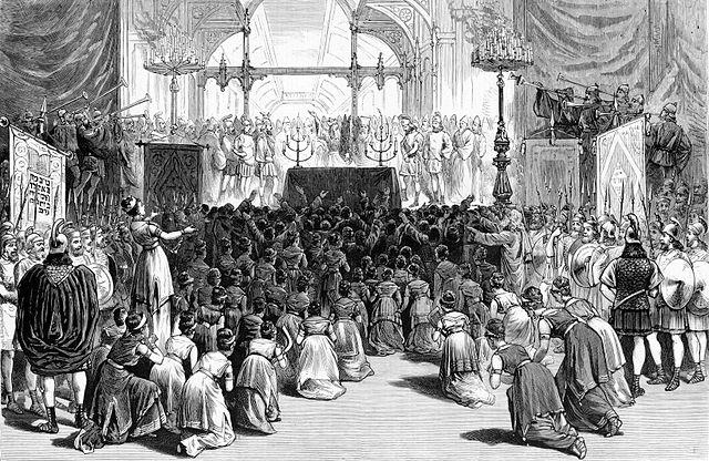 The Real History of Hanukkah Festival