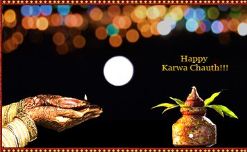 Karva Chauth Pictures for facebook