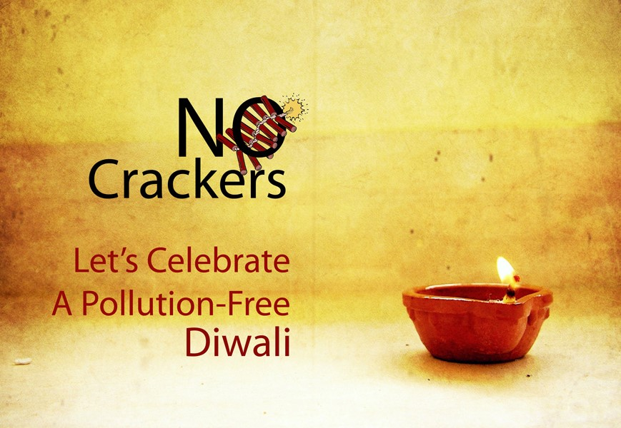 No Crackers Diwali Images Wallpapers