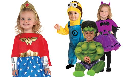 Some Halloween Costumes for Babies