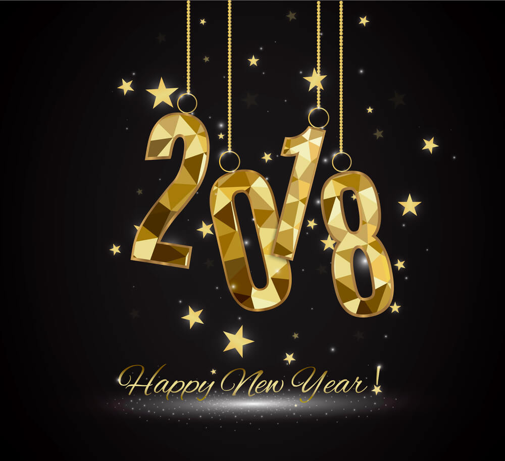 animated New Year Images 2019
